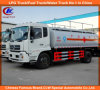 6 de Tankwagen van de Brandstof van de Vrachtwagen van de Tanker van het Vervoer van de Olie 15000L van Dongfeng Tianjin 12000L van wielen