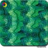 Tsautop 50cm 폭 가장 새로운 녹색 환영 수력 전기 필름 패턴