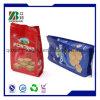 Stand up sacoche avec fermeture zip pour les emballages des aliments