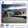 여보세요 Cardboard를 위한 Baler Horizontal Hydraulic Baler Press