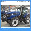 Alimentador grande de la agricultura de la granja de la fábrica 135HP 4WD con comienzo eléctrico