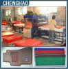 PVC Não-Slip Mat Welding e Making Machine da alta freqüência