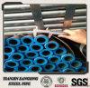 Galvanizado laminadas en caliente de tubos de acero Hierro redondo roscado