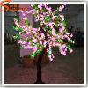 Guangzhou Fornecedor LED Artificial Cherry Blossom Tree
