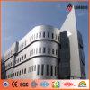Paneling de alumínio da parede do exterior 4ft *8ft do certificado do GV do ISO/(AF-403)