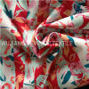 Polyester stampato Faille Crepe Fabric per Dress (DT5019)