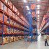 Cremagliera registrabile di memoria per il sistema di magazzino