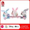 Presente personalizado do festival para coelho de brinquedo de pelúcia recheado de Páscoa