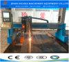 Вырезывание плазмы металла CNC Hypretherm и Drilling машина