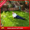 Gras van het Gras van de Tuin van lage Prijzen het anti-Uv Synthetische