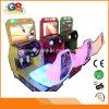 Simulador de la conducción de automóviles de la ciudad de la arcada de los cabritos que compite con las máquinas de juego