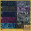 Glitter brevet populaire/Mirror PU Dentelle Tissu artificiel, un tissu synthétique & tissu du vêtement (SP068100TJ)