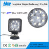 luz del panel de la luz LED del punto 27W para los carros