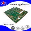 Alta frecuencia de 2 capas de PCB PCB de PTFE Teflón