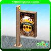 Улицы и светодиодной подсветкой постоянного рекламы Mupi блок освещения