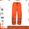 Uniforme r3fléchissant fonctionnant de vêtements de travail de pantalon de visibilité élevée