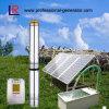 Solar de 4 pulgadas del sistema de bomba de agua de la agricultura