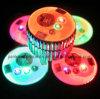 Промотирования подарка СИД моргать кнопка магнита (3161)