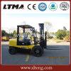 Manuale della mano un carrello elevatore diesel da 4 tonnellate con altezza di sollevamento di 3m