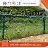 Rete fissa del filo del rasoio della parte superiore della rete fissa di collegamento Chain