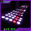 5 luz do efeito dos antolhos da matriz do diodo emissor de luz da potência das cabeças 30W 3in1