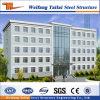China Mutli-Floor Diseño Estructura de acero de la luz de la construcción de casas prefabricadas