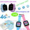 4G/WiFi Sos knopen het Slimme GPS Horloge van de Drijver voor de Veiligheid van Jonge geitjes D48 dicht