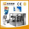 ミルク液体袋のパッキング機械