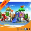 Postes extérieurs de cour de jeu de matériel extérieur professionnel en gros de parc d'attractions