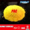 PAC amarillo para el tratamiento de aguas residuales de papel