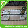 Matten van de Staaf van het Bier van pvc van de bevordering 2D/3D de Transparante Zachte