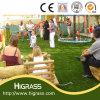 Estera del césped de la hierba de alfombra de Syntetics para ajardinar el jardín