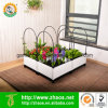 Lit multifonctionnel en plastique pour jardin à la maison
