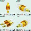 bulbo da vela do diodo emissor de luz C35 de Scob 5W E14 do projeto da patente 2800k