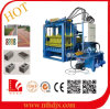 Le PLC commandent la machine de fabrication de brique concrète automatique (QT5-20)