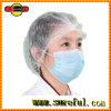 Beschikbaar niet Geweven Masker van het Gezicht 3 Vouw voor Medisch Gebruik/3ply het Beschikbare die Masker van het Gezicht met Earloop wordt gemaakt