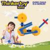 Jouet en plastique éducatif d'animal de jardin de puzzle de kit