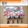 4D84-1 4tna84 3tna84 4tne84 4D84e Kolbenring-Zylinder-Zwischenlage-Installationssatz für Yanmar Maschinenteile