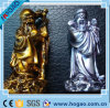 OEM Polyresin Gods Sculpture nel paese Decoration