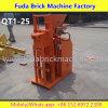 Semi automatique Interlocking brique d'argile Machine de fabrication de grande capacité