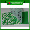 Etiqueta adhesiva del vacío del Alto-Residuo del animal doméstico/etiqueta engomada