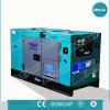 генератор двигателя GF3 30kVA Quanchai звукоизоляционный тепловозный