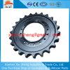 La Chine du pignon de fournisseur de pièces de rechange d'excavateur châssis porteur de nivelage