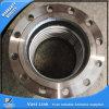L'AISI 304, 316, 316L à bride en acier inoxydable fileté