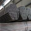 Mildes geschweißtes Stahlrohr des Kohlenstoff-Qualitäts-Schwarz-ERW Baugerüst