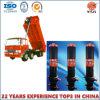 Cylindre télescopique hydraulique pour le camion hydraulique