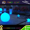 Colorer la lumière décorative changeante de sphère de la piscine DEL