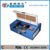 Machine de gravure au laser à papier textile avec prix d'usine