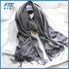 Foulard élégant neuf de Madame Scarves Cashmere Tassel Comfortable de mode