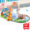 Soem 2015 Baby Cushioned Play Mat Baby Play Gym Mat Fisher Price Play Mat Toy mit Music